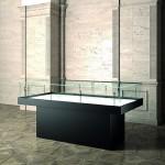 Vitrine table MUS180T