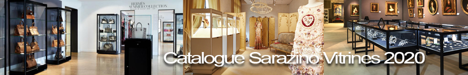 Catalogue Sarazino Vitrines 2016